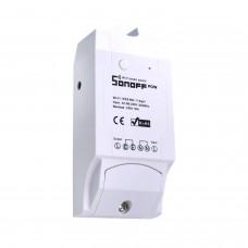 Interruptor WiFi Simple Remoto Medidor de Energía SONOFF Pow R2