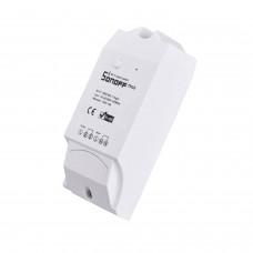 Monitor para Sensor de Temperatura y Humedad WiFi SONOFF TH10