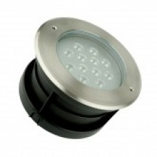 Foco LED Empotrable en Suelo 12W