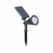 Foco LED Solar con Pincho Detector Movimiento