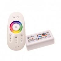 Controlador Táctil LED RGBW  Dimmer por Control Remoto RF |  CTRGB