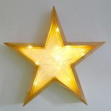 ESTRELLA LED  3XAA 5X40X38CM