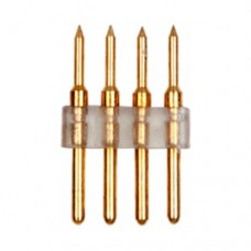 Conector 4 PIN Tira LED Monocolor 220V - C4PLED220V