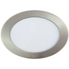 Downlight 12w 990lm Niquel 17D emp.
