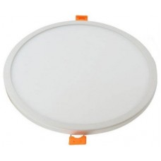Downlight LED circular emp.20W  ajustable.