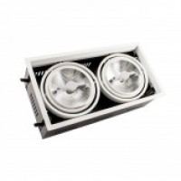 Foco LED CREE-COB Direccionable AR111 30W Regulable