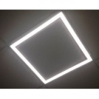 Panel LED Uniblock con Marco Luminoso 60x60cm 40W 3600lm LIFUD