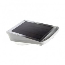 Aplique LED Solar con Sensor PIR Dorne