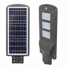Farola Solar 40w 6000k  Gris