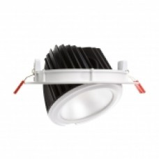 Foco Proyector LED  120lm/W Direccionable Circular 60W