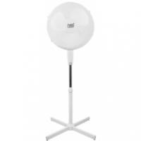 Ventilador De Pie  Blanco 50w 104-124x44d 3 Velocidades